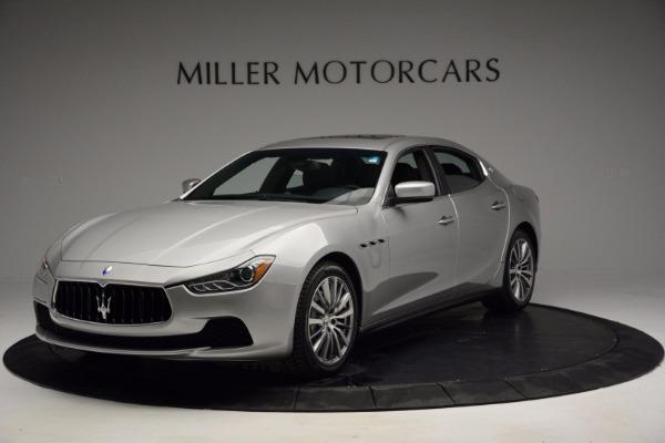 Used 2014 Maserati Ghibli for sale Sold at Alfa Romeo of Westport in Westport CT 06880 12