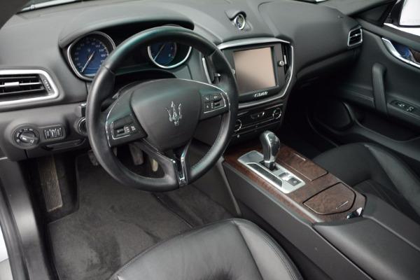 Used 2014 Maserati Ghibli for sale Sold at Alfa Romeo of Westport in Westport CT 06880 13