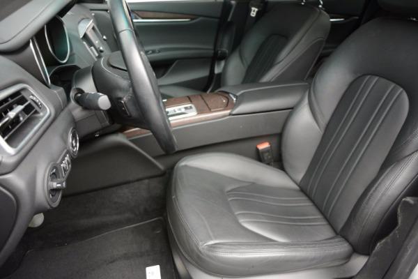 Used 2014 Maserati Ghibli for sale Sold at Alfa Romeo of Westport in Westport CT 06880 15
