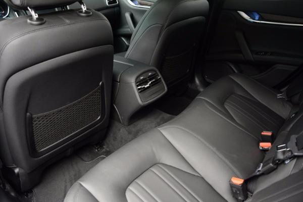 Used 2014 Maserati Ghibli for sale Sold at Alfa Romeo of Westport in Westport CT 06880 16