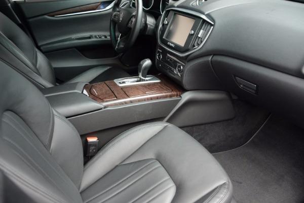 Used 2014 Maserati Ghibli for sale Sold at Alfa Romeo of Westport in Westport CT 06880 19