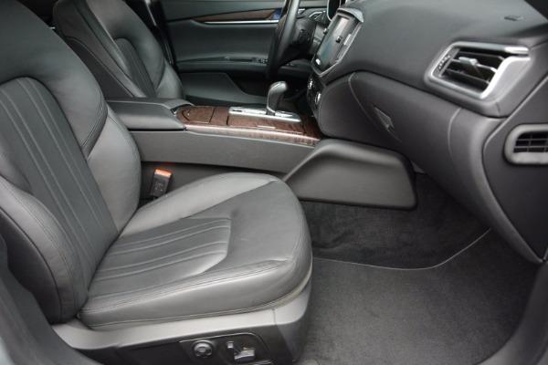 Used 2014 Maserati Ghibli for sale Sold at Alfa Romeo of Westport in Westport CT 06880 20