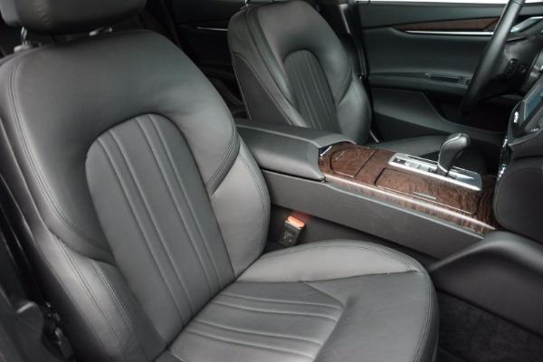 Used 2014 Maserati Ghibli for sale Sold at Alfa Romeo of Westport in Westport CT 06880 21