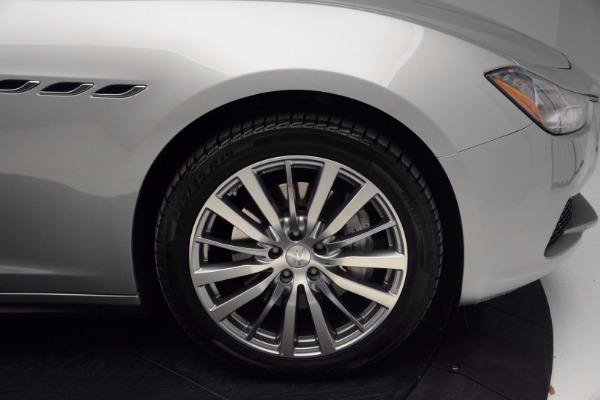 Used 2014 Maserati Ghibli for sale Sold at Alfa Romeo of Westport in Westport CT 06880 22