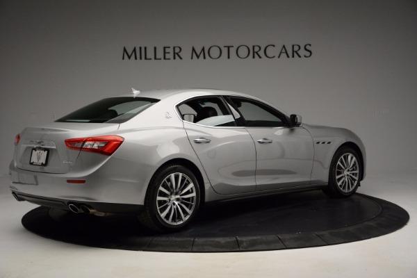 Used 2014 Maserati Ghibli for sale Sold at Alfa Romeo of Westport in Westport CT 06880 7