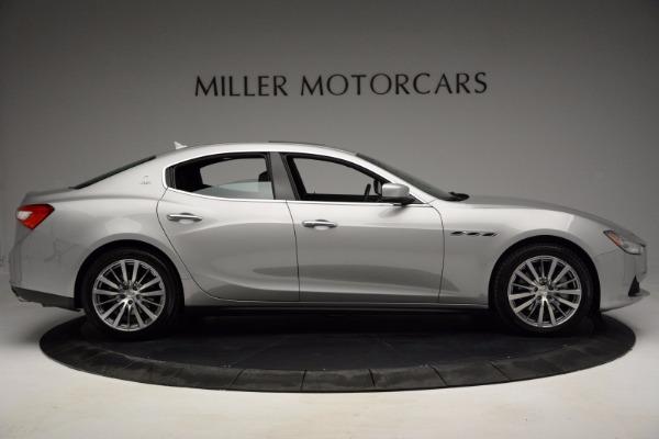 Used 2014 Maserati Ghibli for sale Sold at Alfa Romeo of Westport in Westport CT 06880 8