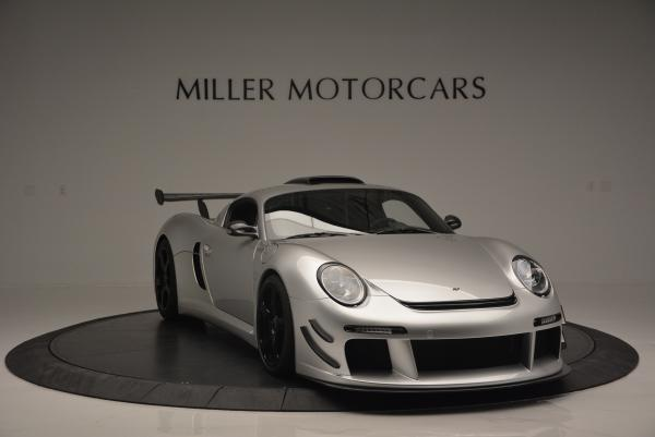 Used 2012 Porsche RUF CTR-3 Clubsport for sale Sold at Alfa Romeo of Westport in Westport CT 06880 14