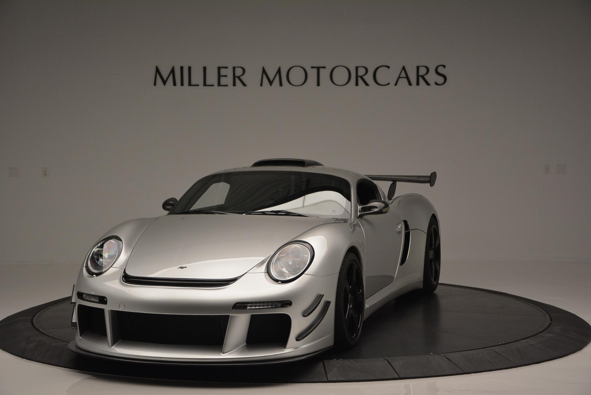 Used 2012 Porsche RUF CTR-3 Clubsport for sale Sold at Alfa Romeo of Westport in Westport CT 06880 1