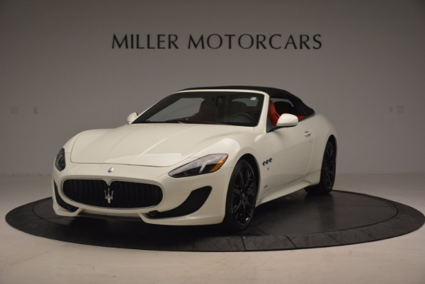 Used 2016 Maserati GranTurismo Sport for sale Sold at Alfa Romeo of Westport in Westport CT 06880 13
