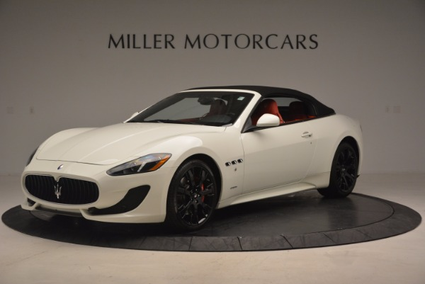 Used 2016 Maserati GranTurismo Sport for sale Sold at Alfa Romeo of Westport in Westport CT 06880 14