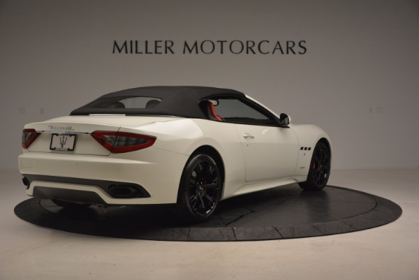 Used 2016 Maserati GranTurismo Sport for sale Sold at Alfa Romeo of Westport in Westport CT 06880 19