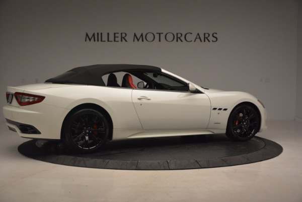 Used 2016 Maserati GranTurismo Sport for sale Sold at Alfa Romeo of Westport in Westport CT 06880 20