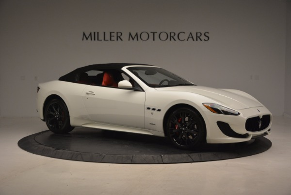 Used 2016 Maserati GranTurismo Sport for sale Sold at Alfa Romeo of Westport in Westport CT 06880 22