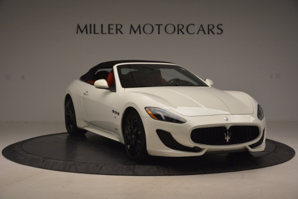 Used 2016 Maserati GranTurismo Sport for sale Sold at Alfa Romeo of Westport in Westport CT 06880 23