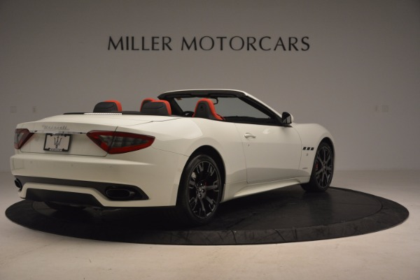 Used 2016 Maserati GranTurismo Sport for sale Sold at Alfa Romeo of Westport in Westport CT 06880 7