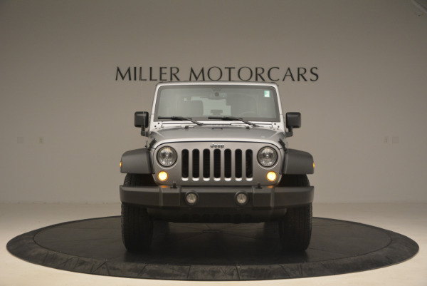 Used 2015 Jeep Wrangler Sport for sale Sold at Alfa Romeo of Westport in Westport CT 06880 12