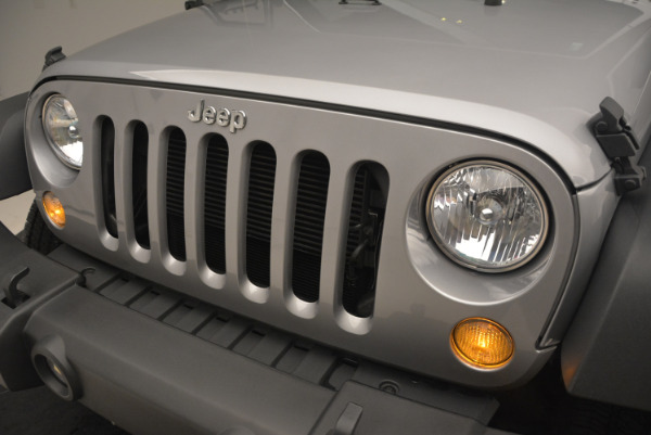 Used 2015 Jeep Wrangler Sport for sale Sold at Alfa Romeo of Westport in Westport CT 06880 14
