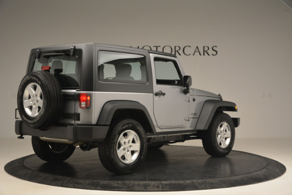 Used 2015 Jeep Wrangler Sport for sale Sold at Alfa Romeo of Westport in Westport CT 06880 8