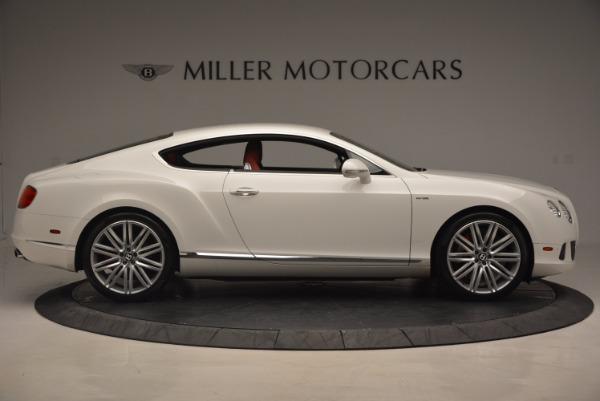 Used 2014 Bentley Continental GT Speed for sale Sold at Alfa Romeo of Westport in Westport CT 06880 10