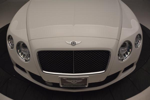 Used 2014 Bentley Continental GT Speed for sale Sold at Alfa Romeo of Westport in Westport CT 06880 14