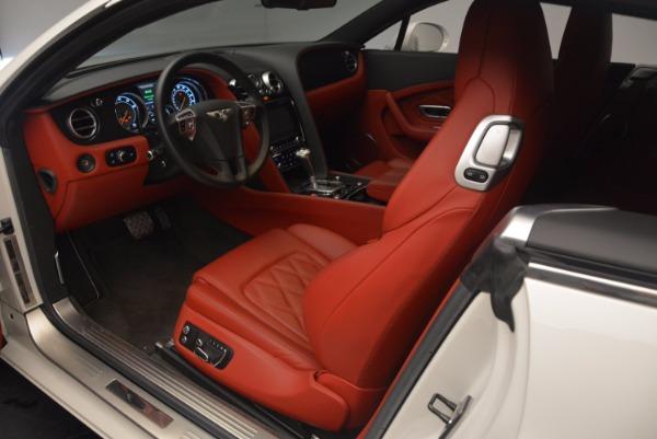 Used 2014 Bentley Continental GT Speed for sale Sold at Alfa Romeo of Westport in Westport CT 06880 22