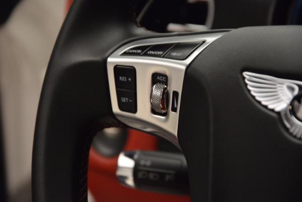 Used 2014 Bentley Continental GT Speed for sale Sold at Alfa Romeo of Westport in Westport CT 06880 28