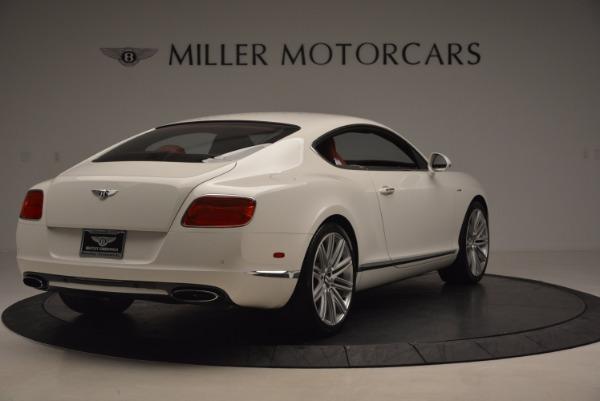 Used 2014 Bentley Continental GT Speed for sale Sold at Alfa Romeo of Westport in Westport CT 06880 8
