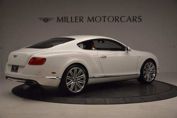 Used 2014 Bentley Continental GT Speed for sale Sold at Alfa Romeo of Westport in Westport CT 06880 9
