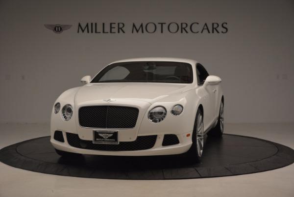 Used 2014 Bentley Continental GT Speed for sale Sold at Alfa Romeo of Westport in Westport CT 06880 1