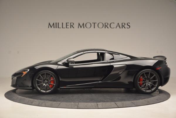 Used 2016 McLaren 650S Spider for sale Sold at Alfa Romeo of Westport in Westport CT 06880 14