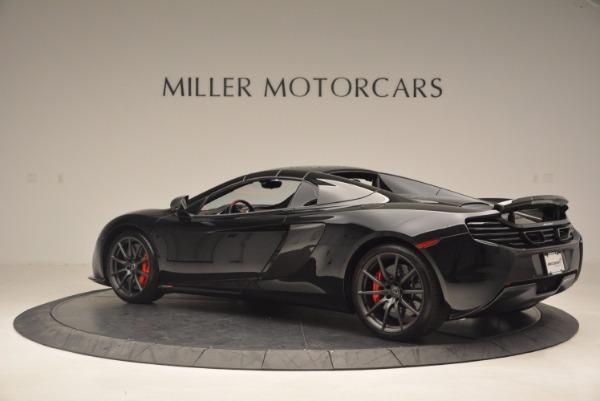 Used 2016 McLaren 650S Spider for sale Sold at Alfa Romeo of Westport in Westport CT 06880 15