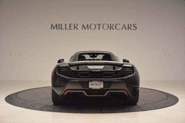 Used 2016 McLaren 650S Spider for sale Sold at Alfa Romeo of Westport in Westport CT 06880 16