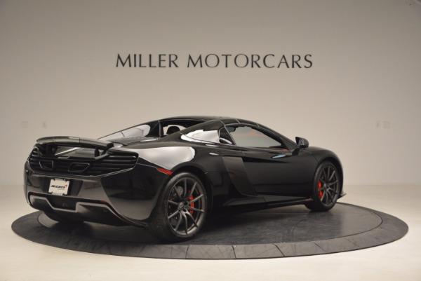 Used 2016 McLaren 650S Spider for sale Sold at Alfa Romeo of Westport in Westport CT 06880 17