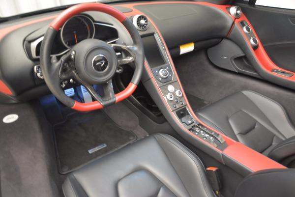 Used 2016 McLaren 650S Spider for sale Sold at Alfa Romeo of Westport in Westport CT 06880 21