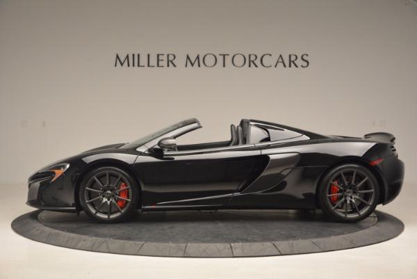 Used 2016 McLaren 650S Spider for sale Sold at Alfa Romeo of Westport in Westport CT 06880 3