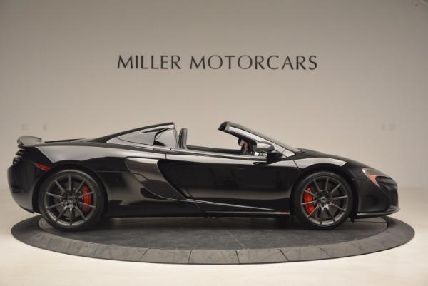 Used 2016 McLaren 650S Spider for sale Sold at Alfa Romeo of Westport in Westport CT 06880 9