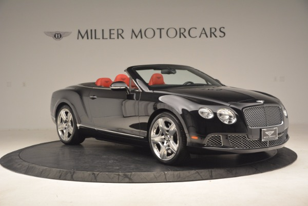 Used 2012 Bentley Continental GT W12 Convertible for sale Sold at Alfa Romeo of Westport in Westport CT 06880 10