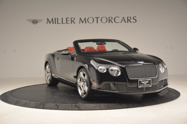 Used 2012 Bentley Continental GT W12 Convertible for sale Sold at Alfa Romeo of Westport in Westport CT 06880 11