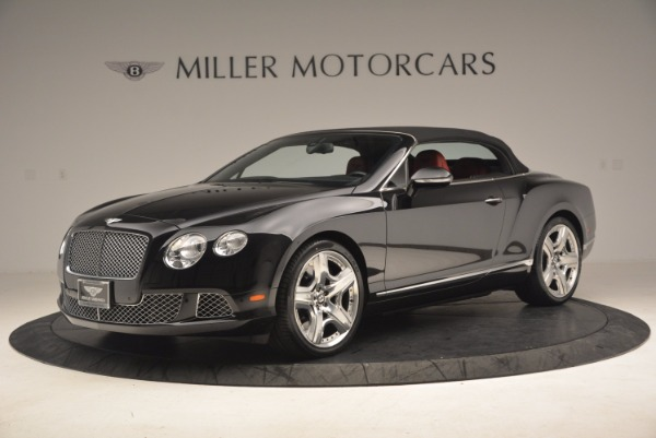Used 2012 Bentley Continental GT W12 Convertible for sale Sold at Alfa Romeo of Westport in Westport CT 06880 15