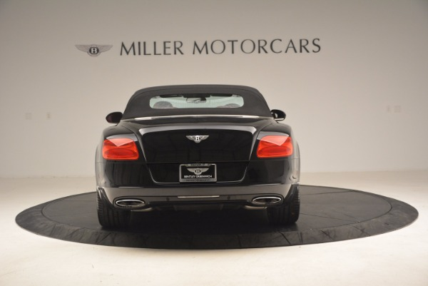 Used 2012 Bentley Continental GT W12 Convertible for sale Sold at Alfa Romeo of Westport in Westport CT 06880 19
