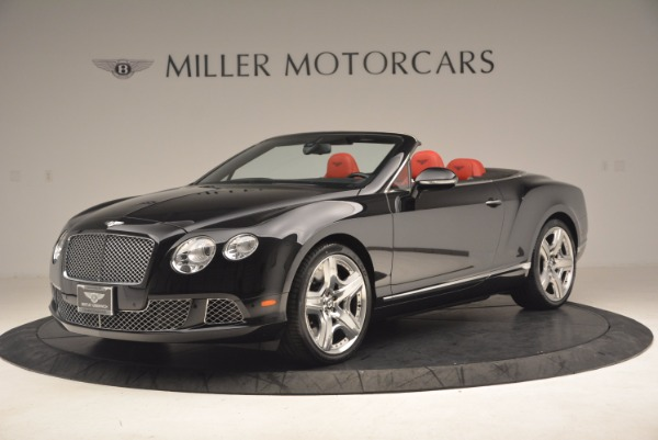 Used 2012 Bentley Continental GT W12 Convertible for sale Sold at Alfa Romeo of Westport in Westport CT 06880 2