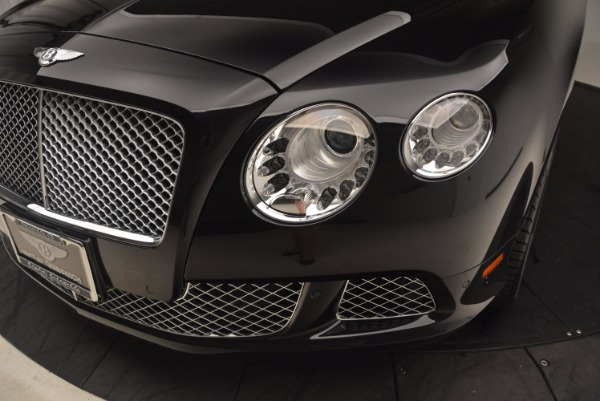 Used 2012 Bentley Continental GT W12 Convertible for sale Sold at Alfa Romeo of Westport in Westport CT 06880 27