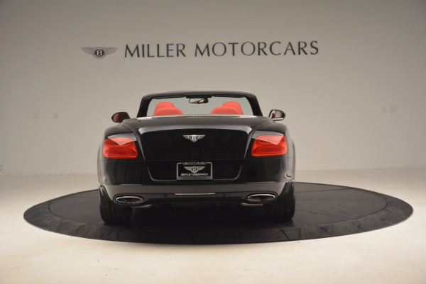 Used 2012 Bentley Continental GT W12 Convertible for sale Sold at Alfa Romeo of Westport in Westport CT 06880 6