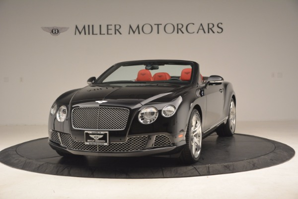 Used 2012 Bentley Continental GT W12 Convertible for sale Sold at Alfa Romeo of Westport in Westport CT 06880 1