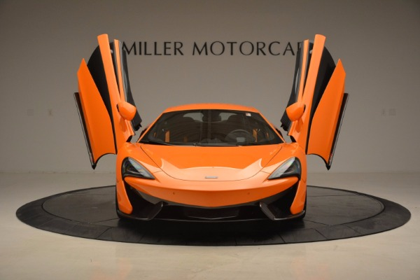 New 2017 McLaren 570S for sale Sold at Alfa Romeo of Westport in Westport CT 06880 13