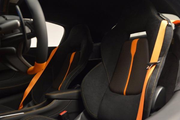 New 2017 McLaren 570S for sale Sold at Alfa Romeo of Westport in Westport CT 06880 17