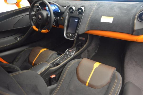 New 2017 McLaren 570S for sale Sold at Alfa Romeo of Westport in Westport CT 06880 18