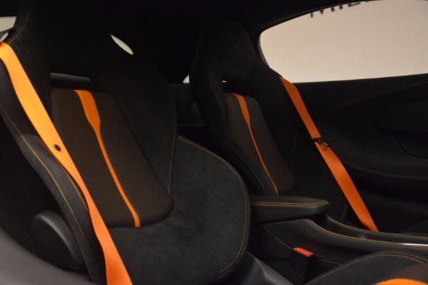 New 2017 McLaren 570S for sale Sold at Alfa Romeo of Westport in Westport CT 06880 20