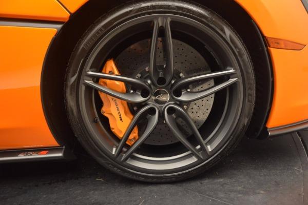 New 2017 McLaren 570S for sale Sold at Alfa Romeo of Westport in Westport CT 06880 21