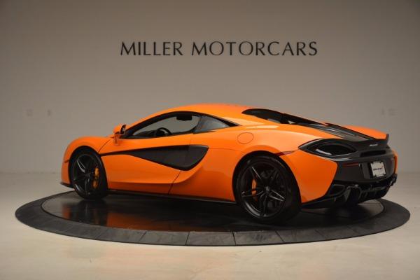 New 2017 McLaren 570S for sale Sold at Alfa Romeo of Westport in Westport CT 06880 4